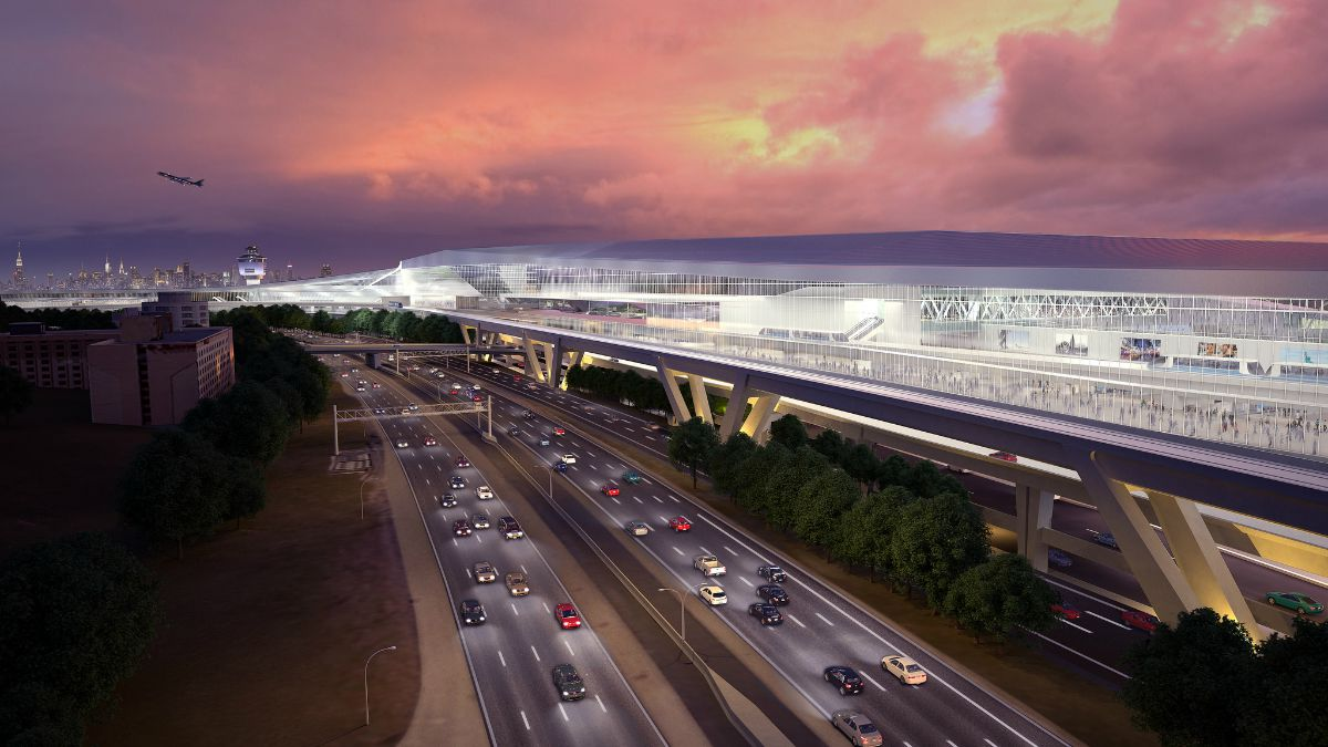 LaGuardia Airport Central Terminal Building Modernization Program